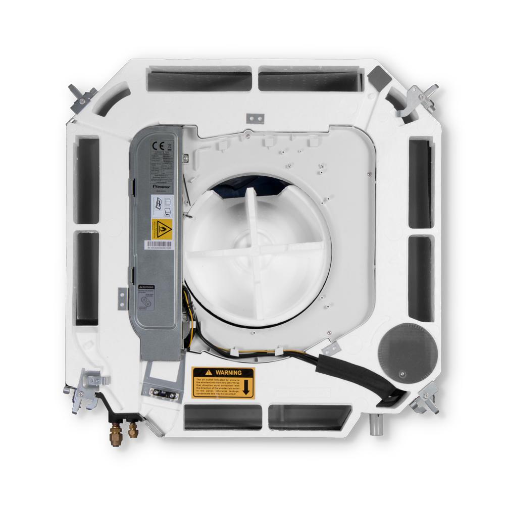 inventor lv5mci32 12wifir multi split inverter klimaanlage 360 deckenkassette inneneinheit r32. Black Bedroom Furniture Sets. Home Design Ideas