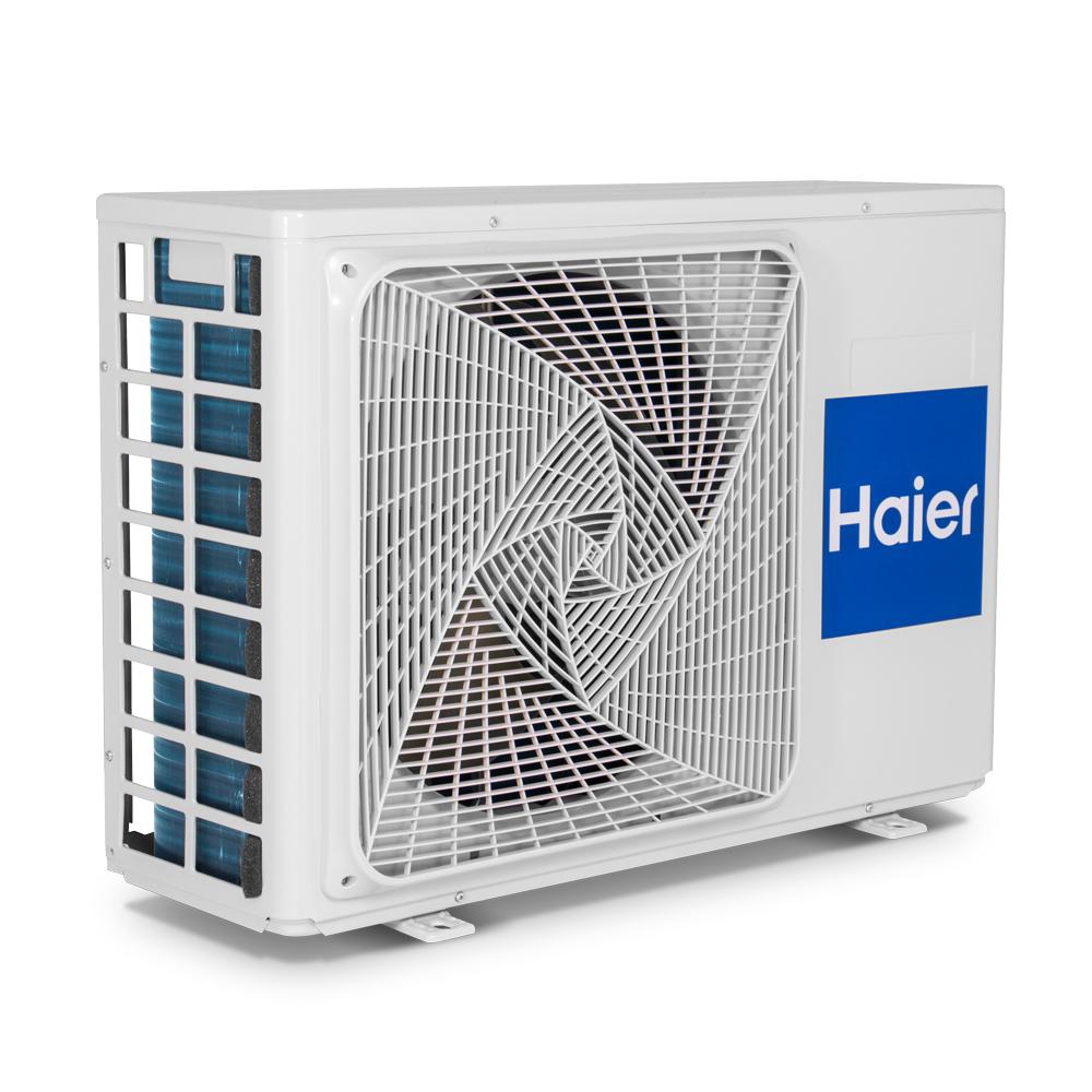 Haier Tundra Green 7,0 kW Klimaanlage 24000 BTU Inverter Klimagerät R32 A++