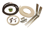 "Installation Kit for Air Conditioners (1/4"" - 5/8"")"